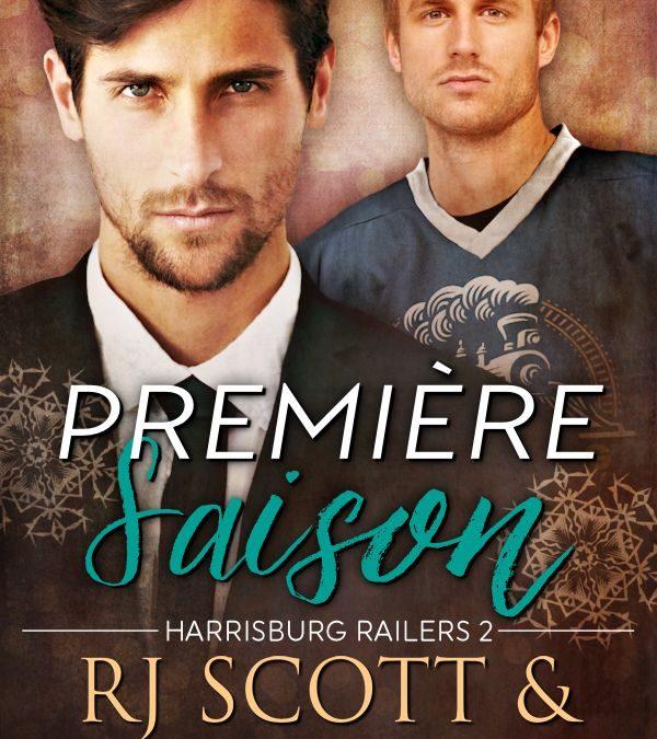 Premiere Saison – Harrisburg Railers, tome 2