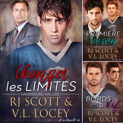 French Translation RJ Scott VL Locey MM Romance MM Hockey Romance