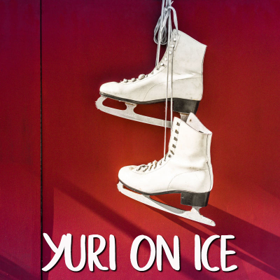Yuri On Ice VL Locey RJ Scott Ice skating figure skating hockey romance gay romance
