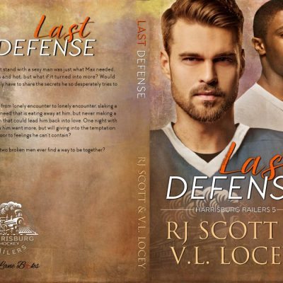 Last Defense (Railers 5) Out NOW