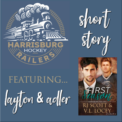Short story, Harrisburg Railers, Hockey Romance, Gay Romance
