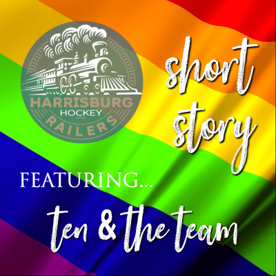 A Railers Short – Pride