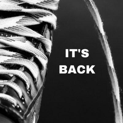 It's Back!!