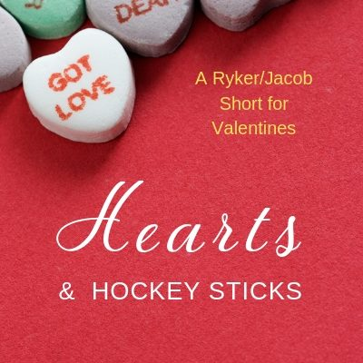 Hockey Romance, MM Romance, RJ Scott, V.L. Locey,