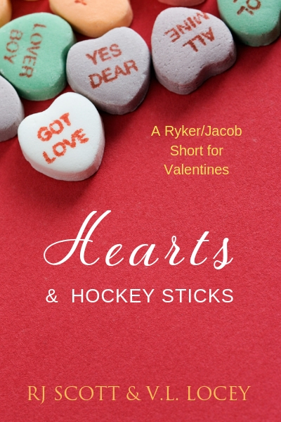 Hearts & Hockey Sticks – A Valentines Short
