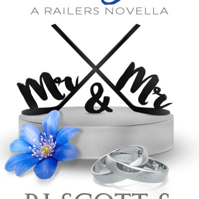 RJ Scott, VL Locey, Hockey Romance, MM Romance