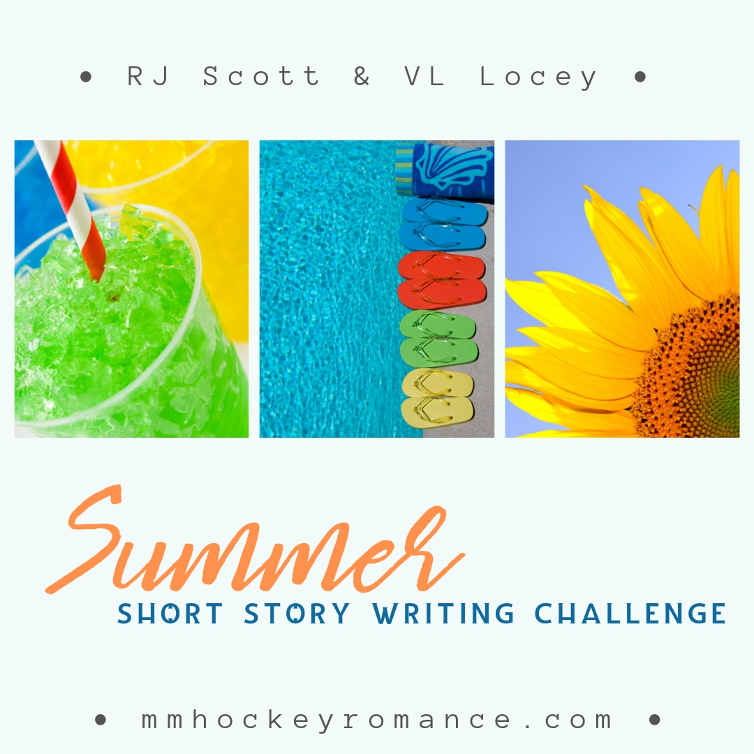 Summer Short Story Challenge from RJ & Vicki