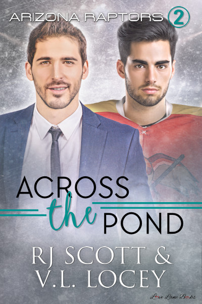Across The Pond (Raptors #2) – OUT NOW!