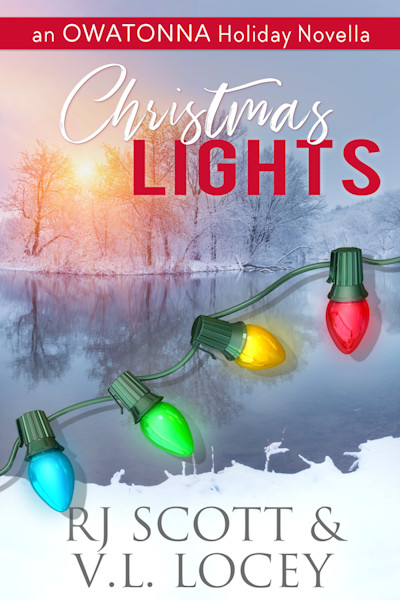 Christmas Lights, An Owatonna Christmas Novella