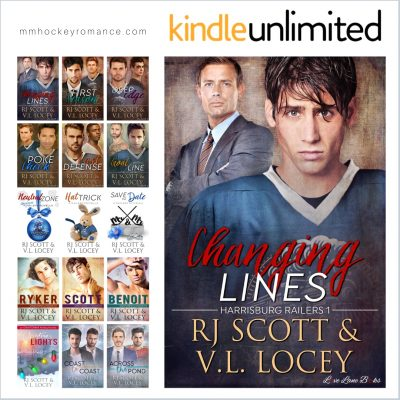Hockey Romance – Now in KU!