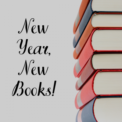 New Year, New Books!