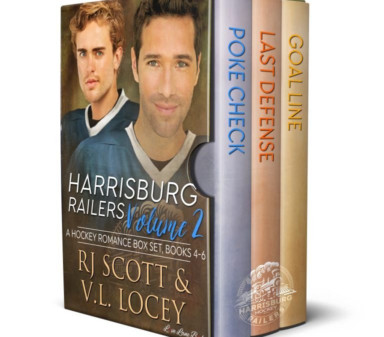 Railers Volumes Out Now!