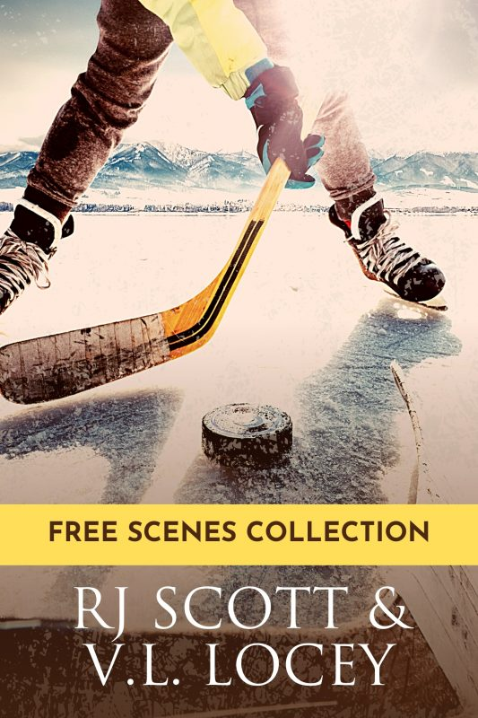 MM Hockey Free Scenes Collection