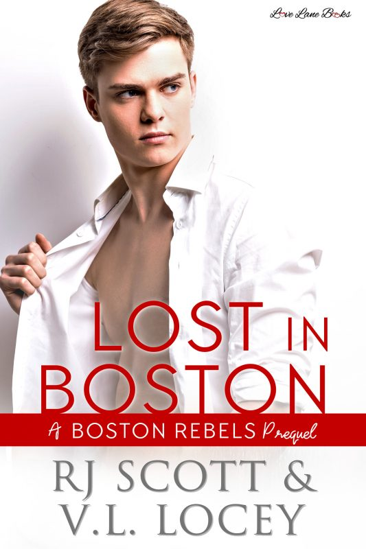Lost in Boston – A Boston Rebels Prequel Novella