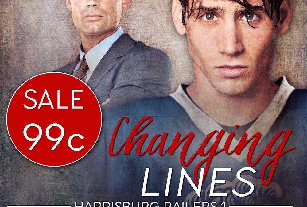 Changing Lines – only 99c 13-23 August 2021 – Amazon/KU only