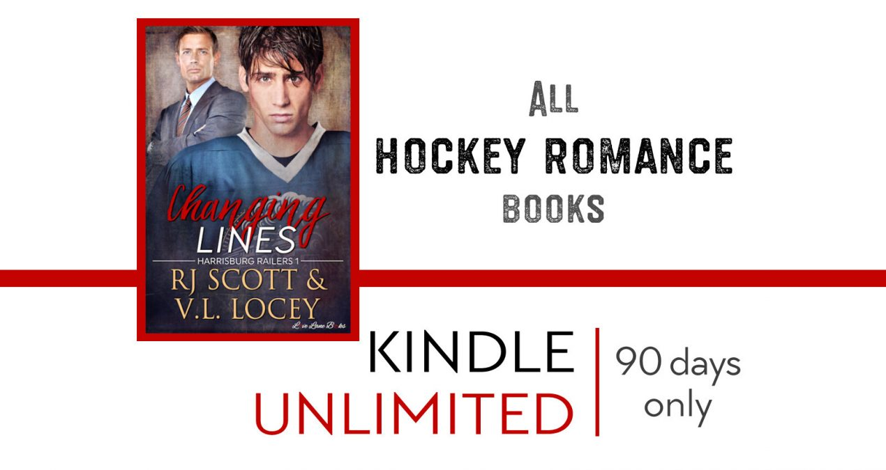 All Hockey Books in Kindle Unlimited for 90 days only