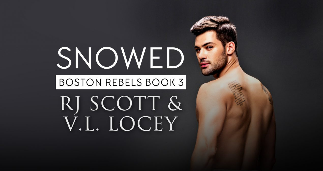 Snowed cover reveal – and it's now available for pre-order !!